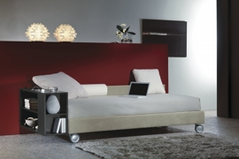 Letto Singolo Jolly.Home Living Jolly By Caremi